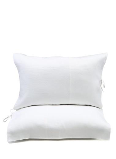 Beymen Home Yastık Kılıfı Beyaz